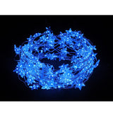 NET LED COPPER WIRE STRING 100 STAR LIGHTS 10 METER
