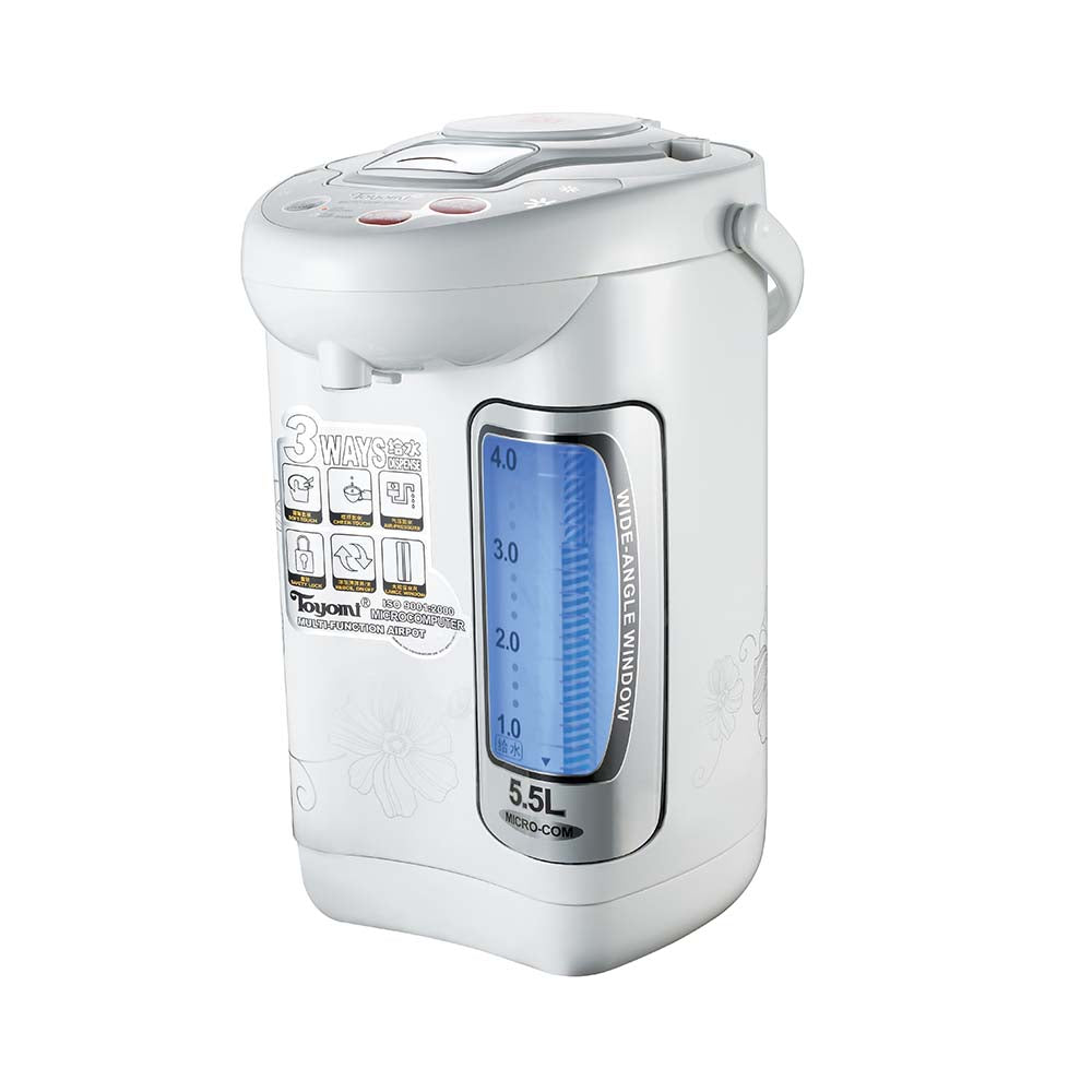 TOYOMI 5.5L Electric Air Pot EPA 559