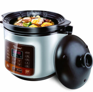 TOYOMI 4.0L Micro-com High Heat Stew Cooker HH 6080