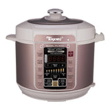 TOYOMI 5.0L Micro-com Pressure & Rice Cooker with Duo Pot PC 5090