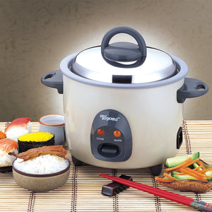 TOYOMI 0.6L Rice Cooker RCA 10