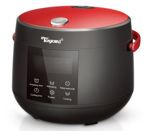 TOYOMI 0.8L Rice Cooker with Digital Display RC 790