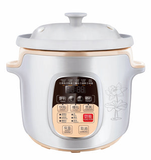 TOYOMI 4.0L Electric Micro-com Stew Cooker 4.0L SC 9840