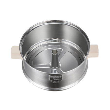 ST 2018 Accessory - Solid Steamer Dish