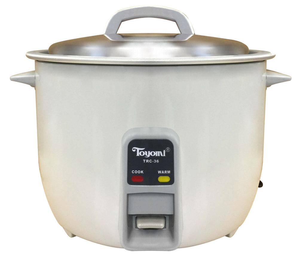 TOYOMI 3.6L Commercial Rice cooker TRC 36