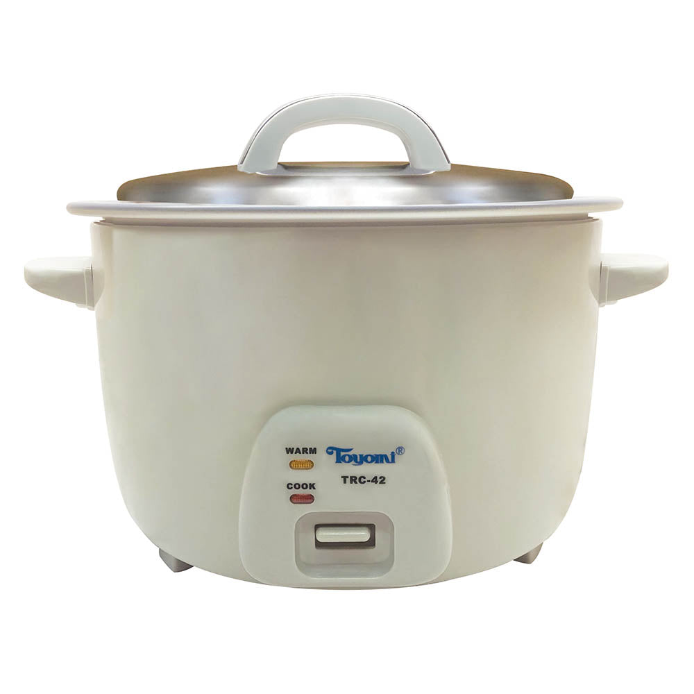 TOYOMI 4.2L Commercial Rice Cooker TRC42