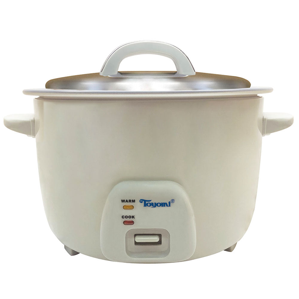 TOYOMI 5.6L Commercial Rice Cooker TRC56