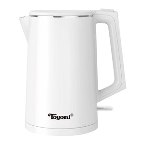 TOYOMI 1.5L Stainless Steel Cordless Kettle WK 1588
