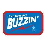 Boys are Buzzin' Sticker (Pre-Order)