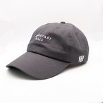 Breakfast Ball Text Dad Hat