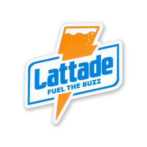 Busch Lattade Sticker