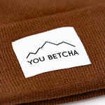 You Betcha Stocking Cap (Pre-Order)