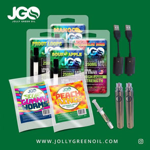JGO Sample Pack