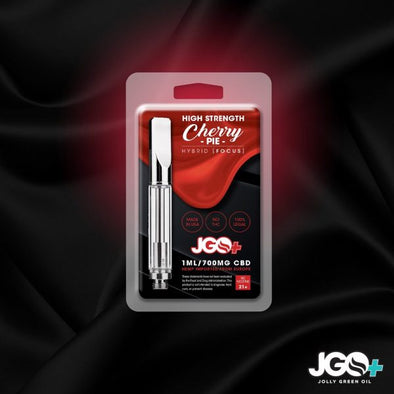JGO+ 700mg Cherry Pie CBD