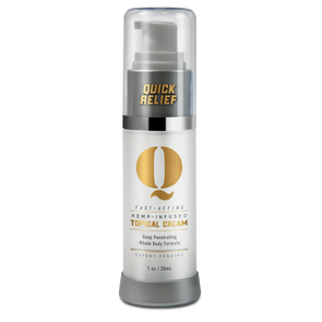 The Gold Q Topical Cream