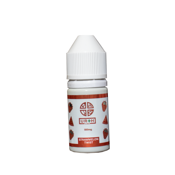 Urth CBD 500mg Strawberry Watermelon Vape Tincture