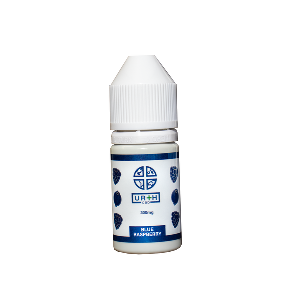 Urth CBD 300mg Blue Raspberry Vape Tincture