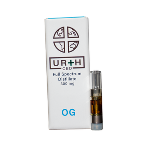 Urth CBD 300mg OG .5g Cartridge