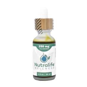 Nutralife 250mg Full Spectrum Hemp Oil