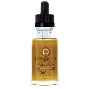 Hemplucid 1000mg Tincture Water Soluble