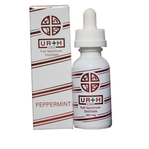 Urth CBD 300mg Peppermint Tincture