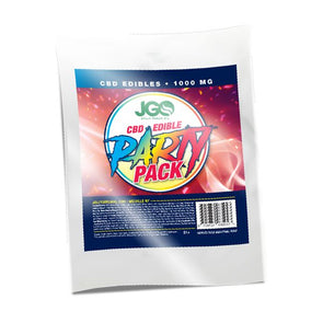JGO 1000mg Party Pack