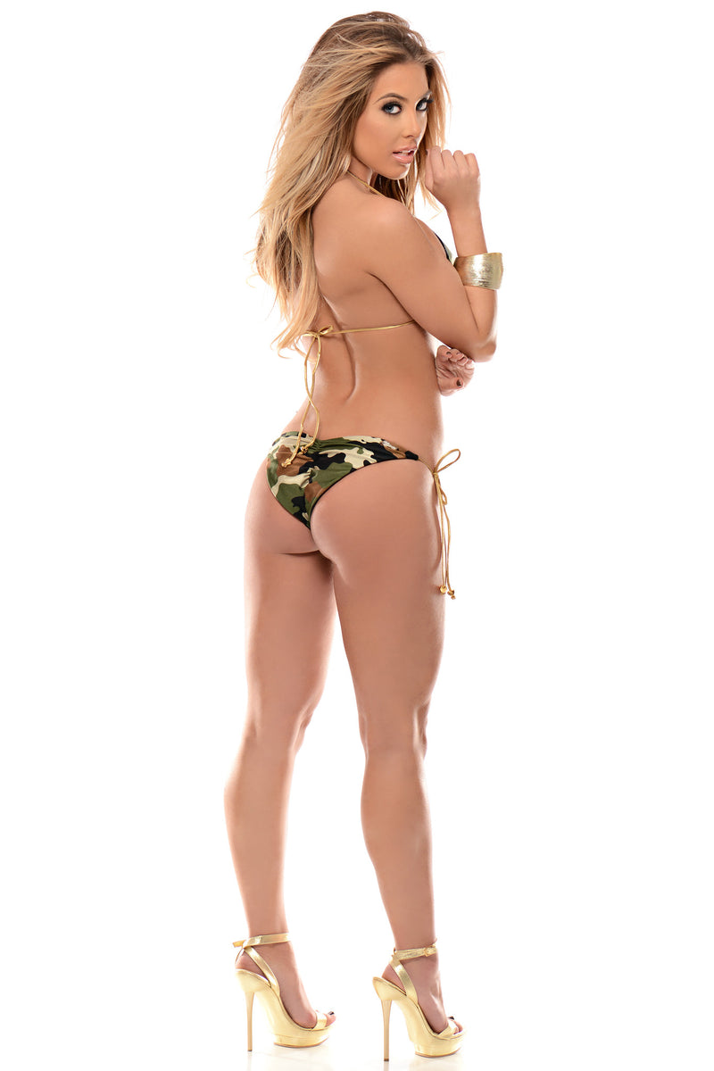 Camo Vixen Reversible Bottom