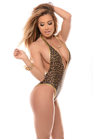 Jaguar Honey One-Piece