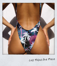 Cali Palms One Piece