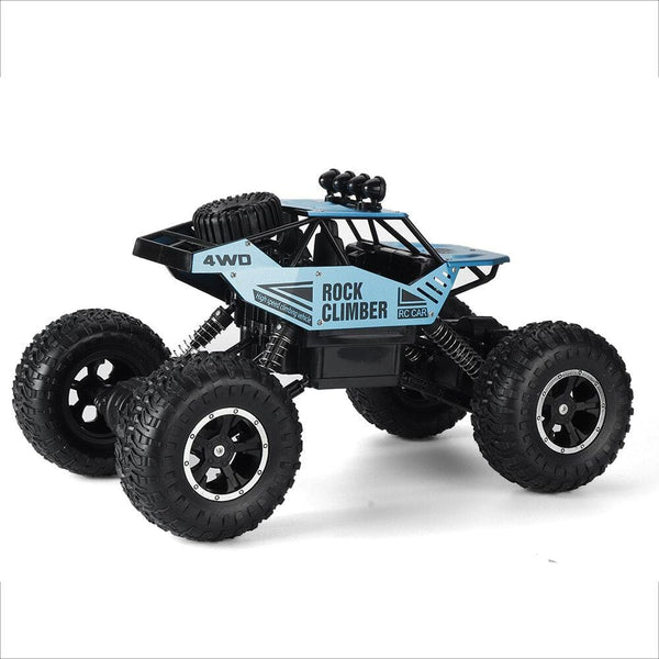 1/12 2.4G 4WD RC Car Off Road Crawler Trucks Model Vehicles Toy For Kids - 01
