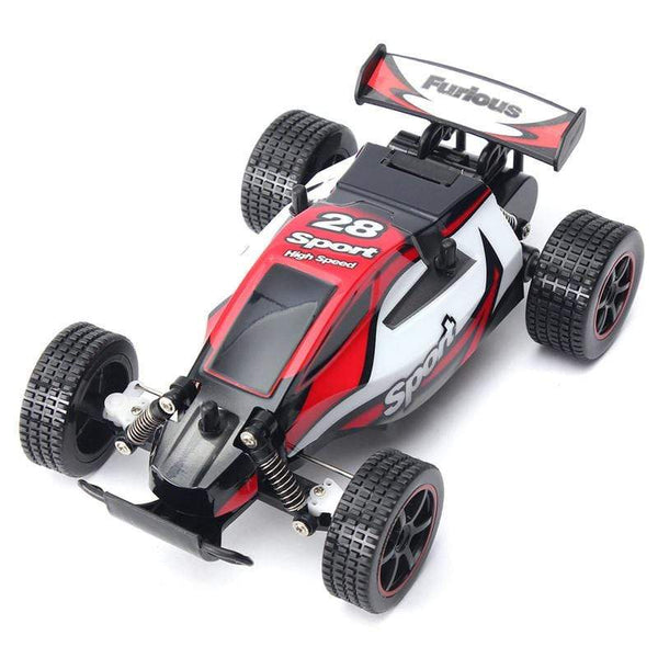 1/20 High Speed Radio Remote control RC RTR Racing buggy Car Off Road Green Red - #01