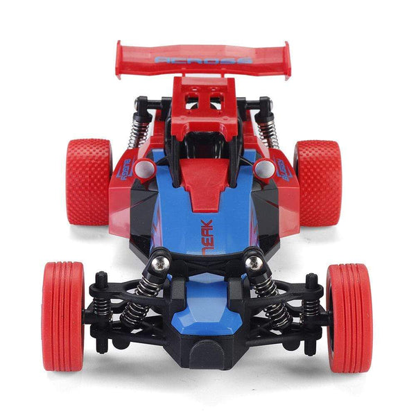1/24 2.4G High Speed RC Car Off-road Vehicle Models - Green