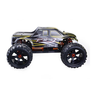 Brushless Motor RC ZD Racing 9116 4WD Car Monster Off-road Truck 1/8 - RC Cars Store