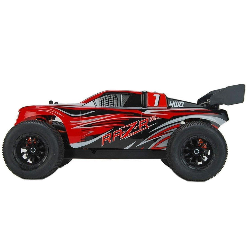 Brushless RC Car DHK 8132 RAZ-R BL 50A 1.10 4WD 30 Mph - RC Cars Store