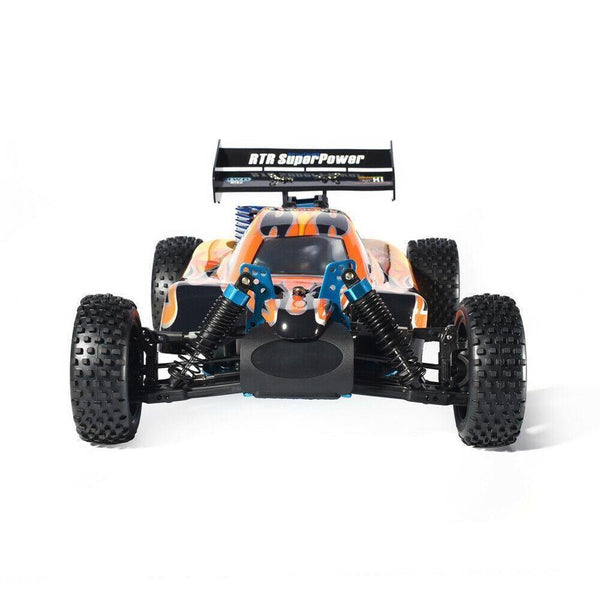 HSP RC Car 1:10 Scale 4 wd Two Speed Off Road Buggy Nitro Gas Powered - RC Cars Store