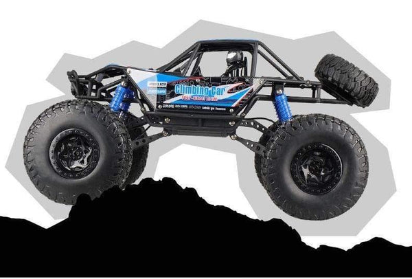 Racing Car 35 Mph Rock Crawler Off-Road Buggy RC Truck - RC Cars Store