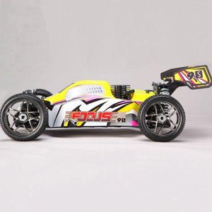 Nitro Gas Powered RC Car FS 31220 1.8 21CXP 4WD Buggy 45 Mph Off-Road - RC Cars Store