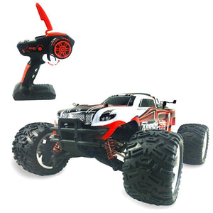 Remote Control Racing Truck HG-104 Track Star 1.10 2.4G High Speed RC - RC Cars Store