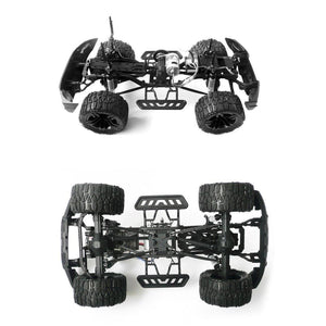 RC Climbing Car 4WD HG-P401 1.10 2.4G 20 Mph Off-road Bigfoot Truck - RC Cars Store