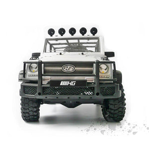 RC Climbing Car 4WD HG-P402 1.10 2.4G  Off-road Vehicle Bigfoot Truck - RC Cars Store