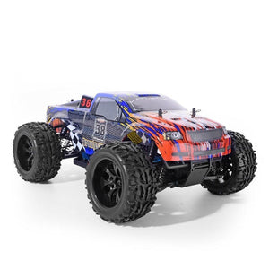 RC Monster Truck Brushed 2.4G Wireless Electric RTR HSP 94111 1.10 4WD - RC Cars Store