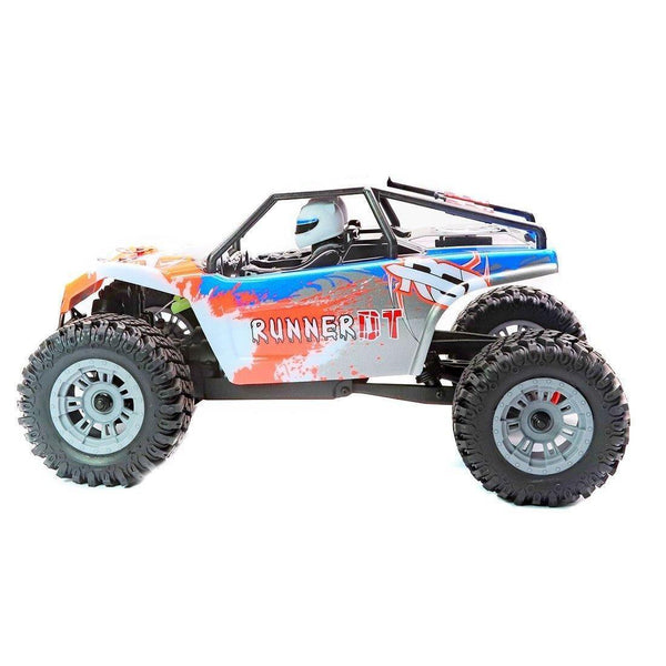 RC Car Desert Off-road Vehicle RGT Runner DT 136162 Scale 1.16 - RC Cars Store