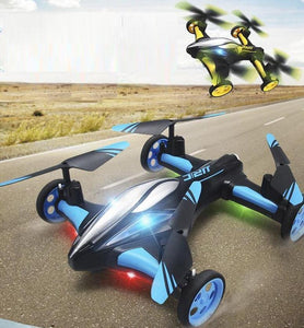 RC Cars Flying Remote Control Drone Helicopter JJRC H23 2.4G - RC Cars Store
