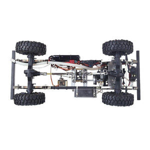 Modified Gas RC Car 1:10 DIY TOYAN FS-S100A 4 Stroke RC Engine  RTR - RC Cars Store