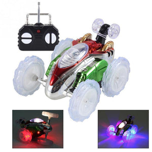 RC Stunt Car with LED Light Effects - RC Cars Store