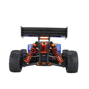 Remote Control 35 Mph DHK 8131 WOLF BL 1.10 4WD 50A Brushless Off-road RC Car - RC Cars Store