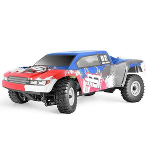 Rgt Rc Car 1:16 Short Course Truck 4 Wd Rock Crawler Off Road Vehicle RTR - RC Cars Store