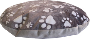Paws-Graphite Canine Cloud® Pet Lounger