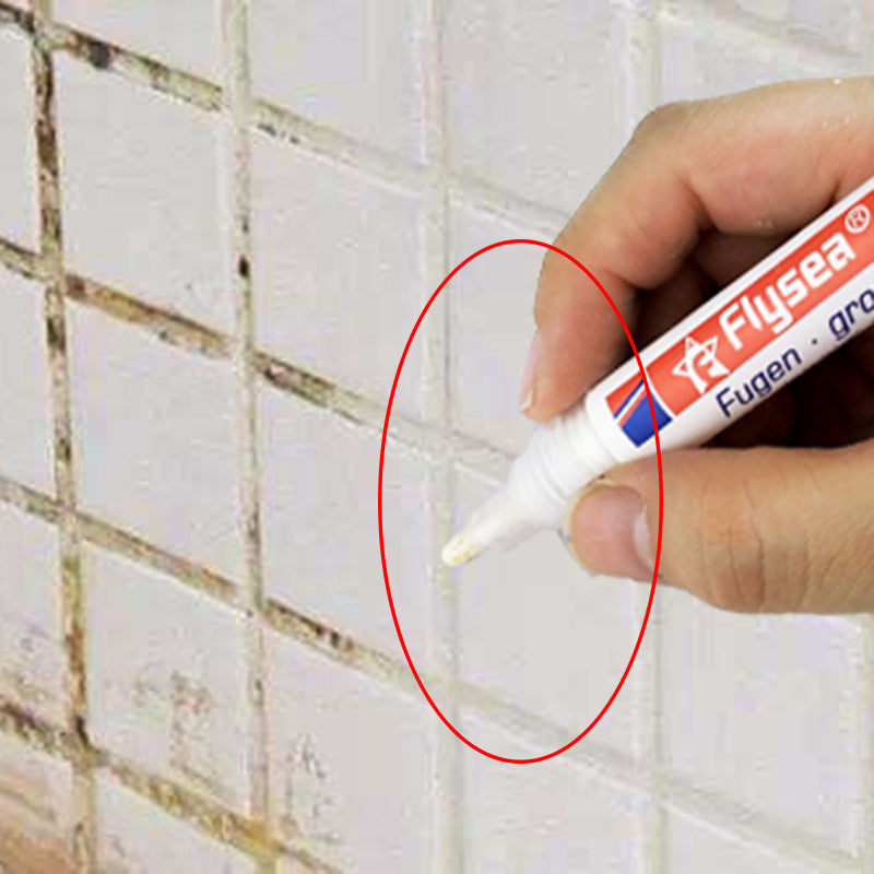 ($9.99 Today ONLY)Tile Grout Coating Marker