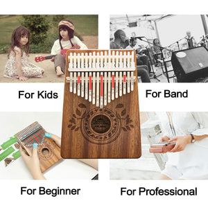 60% OFF - 17 keys Kalimba (Buy two free shipping)